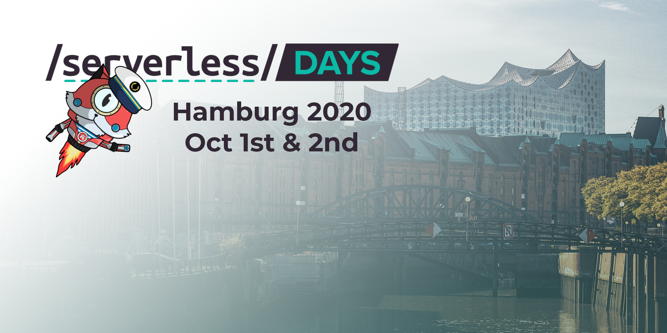 ServerlessDays Hamburg 2020