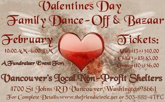 Valentines Day Family Dance Off & Bazaar - A...