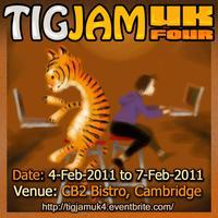 TIGJAM UK 4-7 February, Cambridge