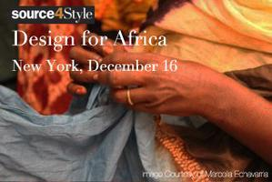 Source4Style Atelier - Design for Africa