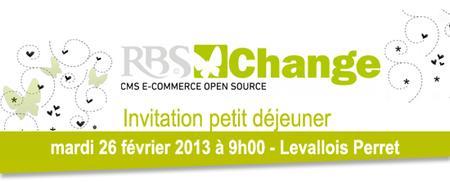 Petit déjeuner e-commerce par RBS Change
