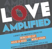 Our Love in Motion presents: LOVE AMPLIFIED