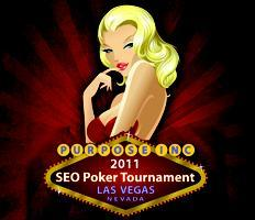 Purpose Inc 2011 SEO Poker Tournament