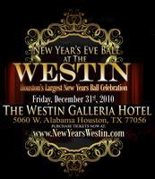 NEW YEARS EVE BALL @ THE WESTIN GALLERIA HOTEL