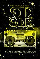 Solid Gold NYE + Triple Crown Closing Party.....