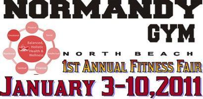 Normandy Gym's 1st Annual Health & Fitness Fair!