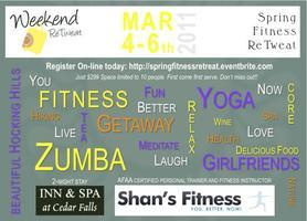 Spring Fitness Retreat
