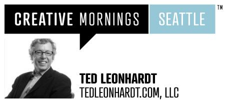 Creative Mornings with Ted Leonhardt: Fit In, Stand...