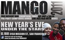 MANGO 2011 New Years Under the Stars