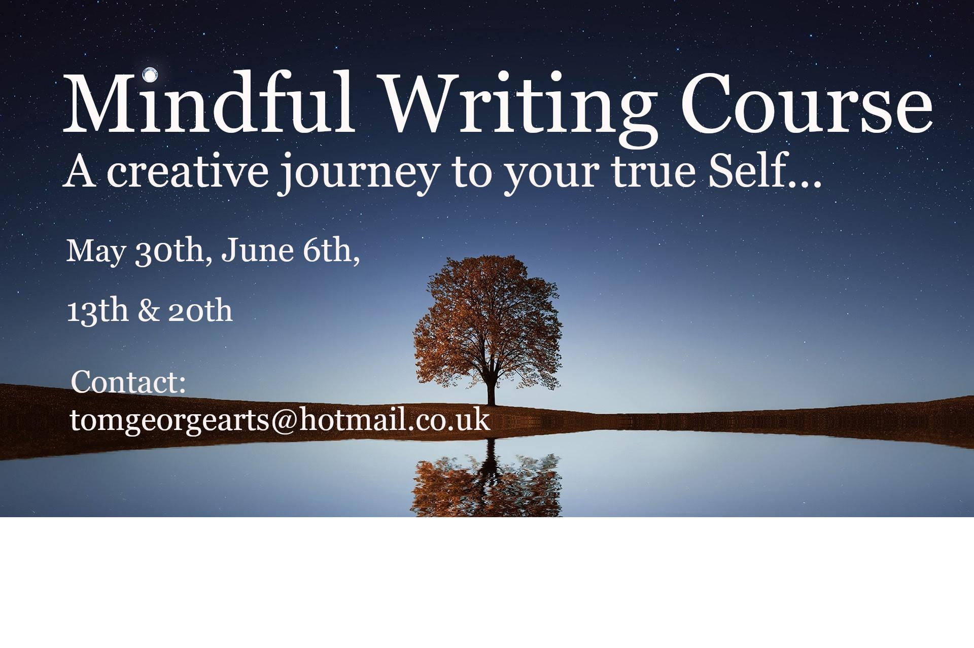 Mindful Writing Course (online)