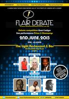 The Flair Debate Show *Guest Judges: DJ Spoony - Sway - Jasmia...