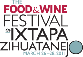 THE FOOD AND WINE FESTIVAL IN IXTAPA ZIHUATANEJO 32...