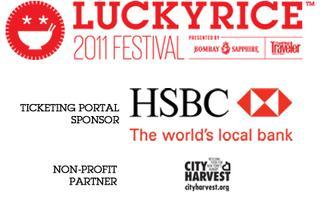 LUCKYRICE 2011 FESTIVAL(All ticket prices include...