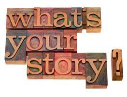 January Program: Narrative Storytelling with Dr. Jack Zibluk