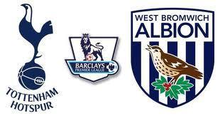 West Bromwich v Tottenham LIVE