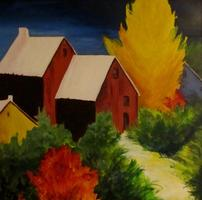 Winter Show- Barns and Farms