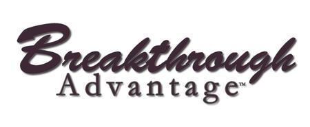 Breakthrough Advantage™   [5 Weeks: Starts March 10,...