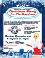 Networking Christmas Event for Operation Homefront