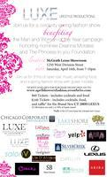 2nd Annual April Showers Bring May Flowers Fashion Show