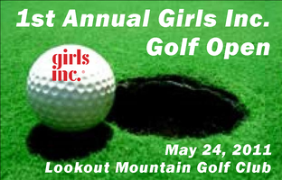 1st Annual Girls Inc. Golf Open and Silent Auction